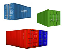 Expert Mover Hong Kong - Container Types & Sizes
